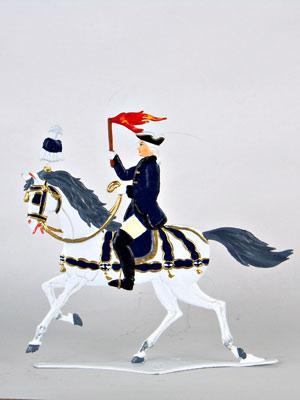 "Wilhelm Schweizer ""All Seasons"" Specialty Standing Figurines"