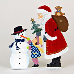 Wilhelm Schweizer Christmas Standing Figurines