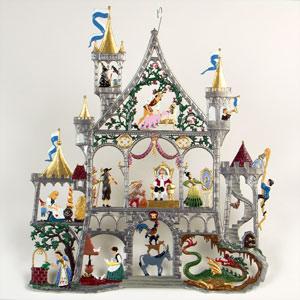 "Wilhelm Schweizer ""All Seasons"" Specialty Hanging Ornaments"