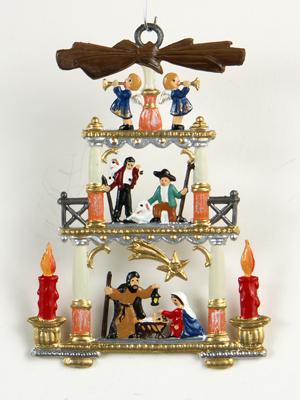 Wilhelm Schweizer Christmas Hanging Ornaments