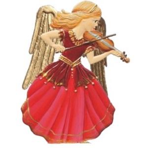 Wilhelm Schweizer Angel Figurines
