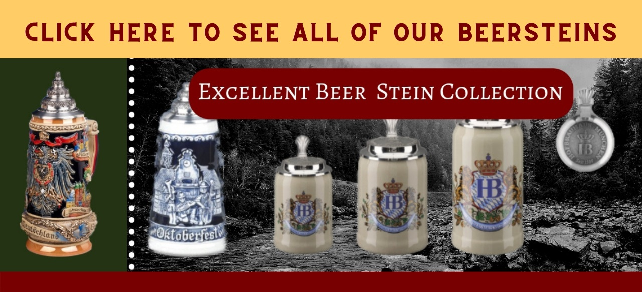 German Beer Steins Fathers day