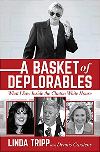 Linda Tripps Book a basket of deplorables