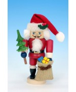 TEMPORARILY OUT OF STOCK <BR><BR> 'Santa Claus' Christian Ulbricht Nutcracker