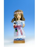 TEMPORARILY OUT OF STOCK <BR><BR> Christian Ulbricht Nutcracker Clara