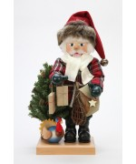 TEMPORARILY OUT OF STOCK - Rustic Santa Claus Christian Ulbricht