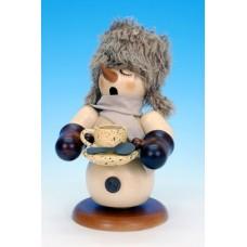 Christian Ulbricht Snowman with Mug