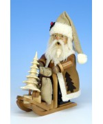 TEMPORARILY OUT OF STOCK - Santa on Sleigh Christian Ulbricht