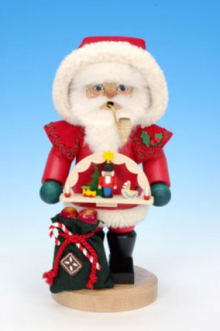 TEMPORARILY OUT OF STOCK - Christian Ulbricht Santa with Arch