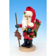 TEMPORARILY OUT OF STOCK <BR><BR> Christian Ulbricht 'Santa with Advent Wreath'