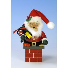 TEMPORARILY OUT OF STOCK - Christian Ulbricht Santa Claus on Chimney