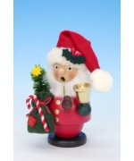 TEMPORARILY OUT OF STOCK - Christian Ulbricht Red Santa with Bell