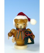 TEMPORARILY OUT OF STOCK - Christian Ulbricht Santa Claus Bear