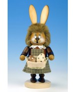 TEMPORARILY OUT OF STOCK Christian Ulbricht Osterwichtel 'Bunny with Eggs'
