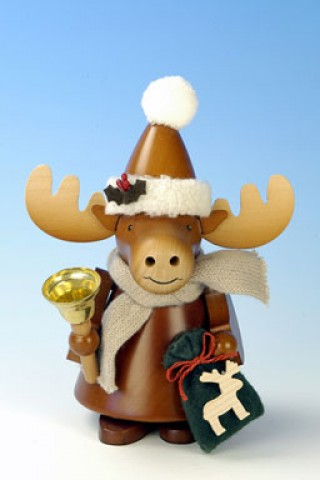 TEMPORARILY OUT OF STOCK Elk Santa Clause' Christian Ulbricht