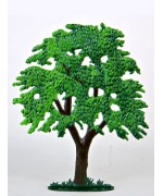 Chestnut Tree Summer Standing Pewter Wilhelm Schweizer