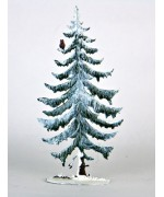 TEMPORARILY OUT OF STOCK - Fichte Pine Tree Winter Standing Pewter Wilhelm Schweizer