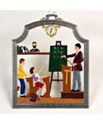 Teacher Window Wall Hanging Wilhelm Schweizer