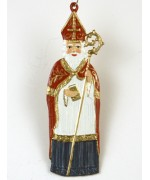 St. Nikolaus Christmas Pewter Wilhelm Schweizer - TEMPORARILY OUT OF STOCK