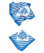 TEMPORARILY OUT OF STOCK <BR><BR> Oktoberfest Bavarian Handkerchief
