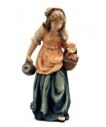 Shepherd Girl with Jug