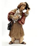 TEMPORARILY OUT OF STOCK Shepherd Handpainted