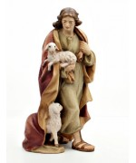 TEMPORARILY OUT OF STOCK <BR><BR>  Shepherd with Two Sheep