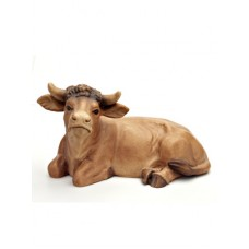 TEMPORARILY OUT OF STOCK Steer Resting Large
