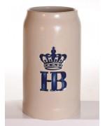 Hofbrauhaus Munich  German Beer Mug - 1.0 Liter