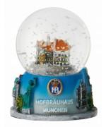 Hofbräuhaus München Miniature Snow Globe