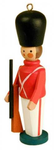 Christian Ulbricht German Ornament Toy Soldier - TEMPORARILY OUT OF STOCK