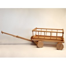 TEMPORARILY OUT OF STOCK - Handmade Pull Cart for Rocker Rider