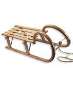 TEMPORARILY OUT OF STOCK <BR><BR>.  Wooden Sled