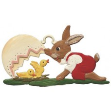 Wilhelm Schweizer Easter Oster Pewter Easter Egg Hunt