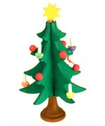 Christian Ulbricht German Ornament Traditional Candle Tree