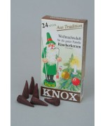 TEMPORARILY OUT OF STOCK - CHRISTMAS  Incense Cones Raeucherkerzen