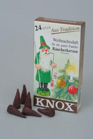 CHRISTMAS Incense Cones Raeucherkerzen