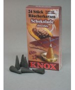 German 'CHOCOLATE'   Incense  Cones  Raeucherkerzen