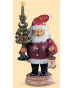 TEMPORARILY OUT OF STOCK  Mueller Smokerman Erzgebirge Santa