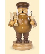 TEMPORARILY OUT OF STOCK - Mueller Smokerman Erzgebirge Nutcracker Carver