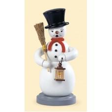Mueller Smokerman Erzgebirge The Snowman