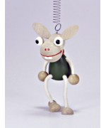 TEMPORARILY OUT OF STOCK - Mr. Donkey GERMAN WOODY JUMPERS!