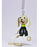 TEMPORARILY OUT OF STOCK - Little Dog GERMAN WOODY JUMPERS!