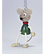 TEMPORARILY OUT OF STOCK - Little Mouse GERMAN WOODY JUMPERS!