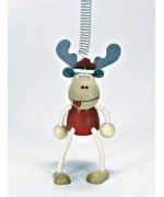 TEMPORARILY OUT OF STOCK - Mr. Elk GERMAN WOODY JUMPERS!