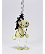 TEMPORARILY OUT OF STOCK - Little Horse GERMAN WOODY JUMPERS!