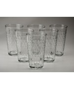Ebbelwein Glass 6 Pack of Wine Glasses 0.25