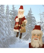 TEMPORARILY OUT OF STOCK - Santa Marionette