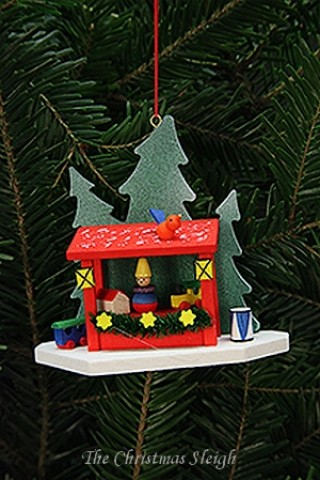 Christian Ulbricht German Ornament Christkindlmarket - TEMPORARILY OUT OF STOCK