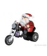 TEMPORARILY OUT OF STOCK - KWO Smokerman Santa Claus on Trike